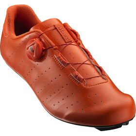 Mavic Cosmic Boa Shoes Men, red orange/red orange/black